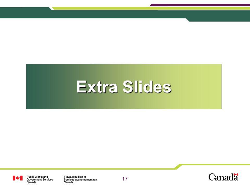 Extra Slides 17
