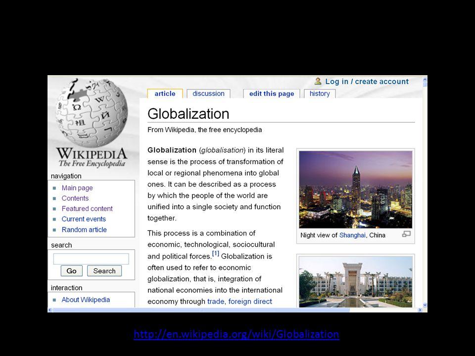 http://en.wikipedia.org/wiki/Globalization