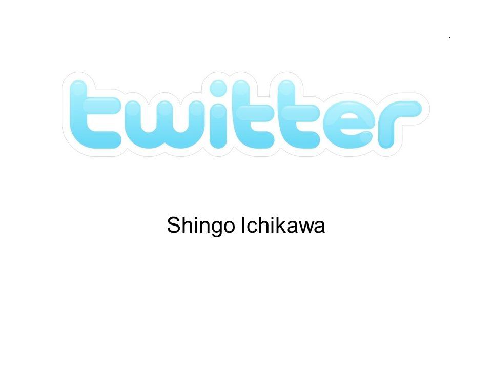 Twitter Shingo Ichikawa