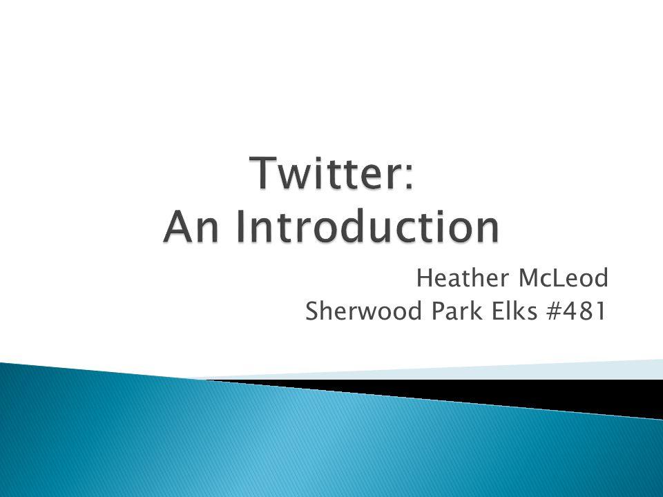 Heather McLeod Sherwood Park Elks #481