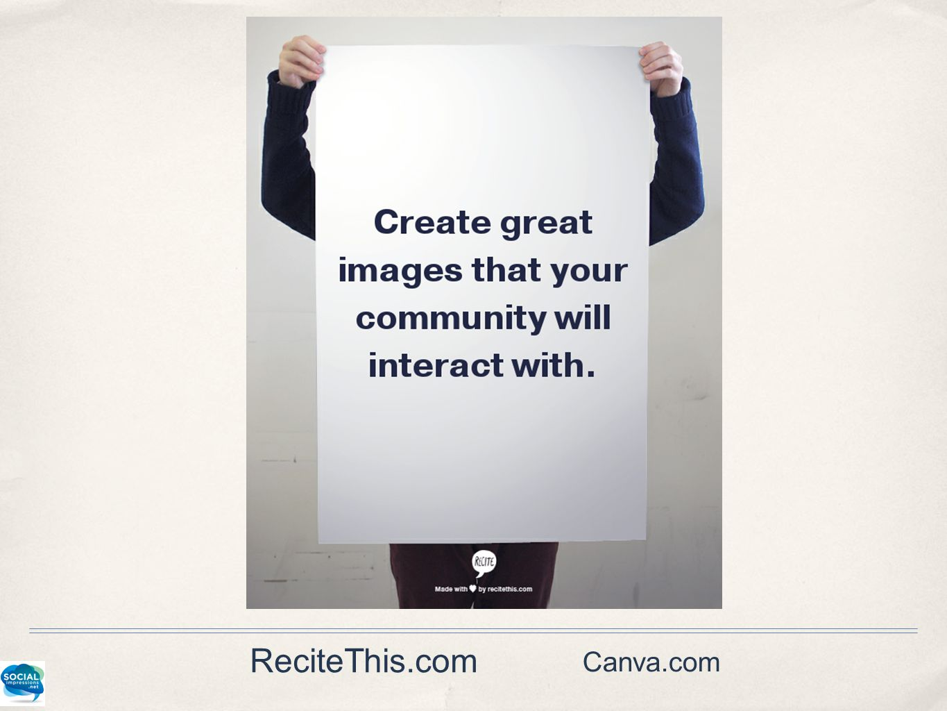 ReciteThis.com Canva.com