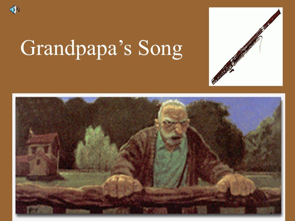 Grandpapa's Song