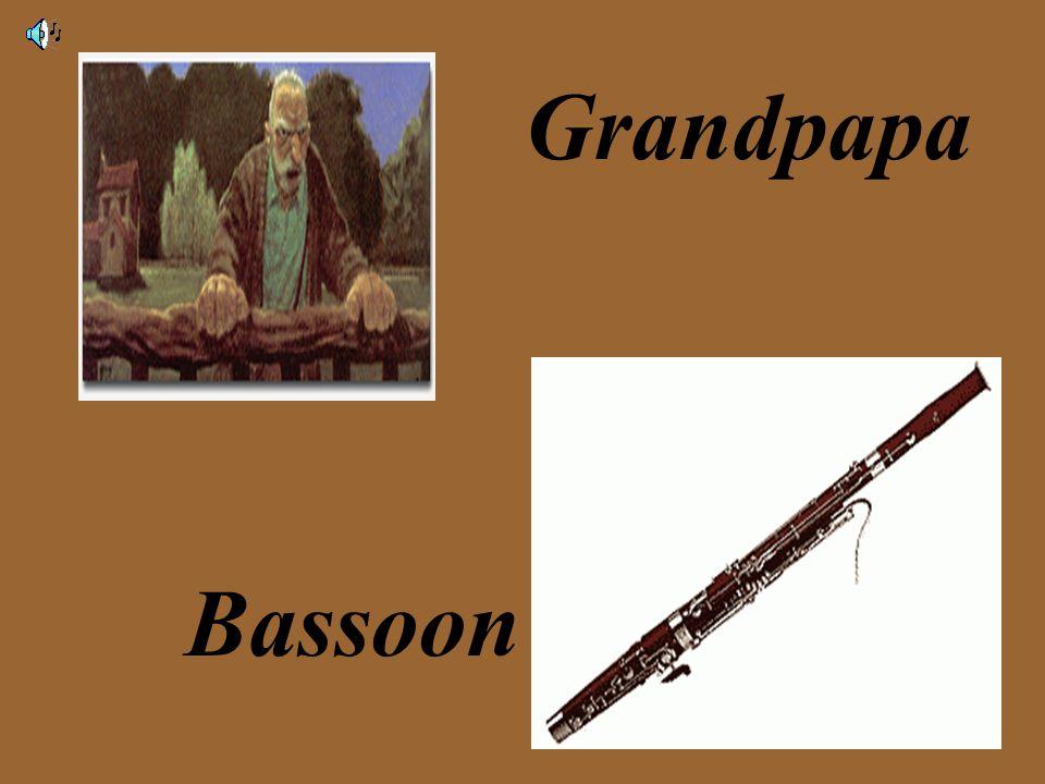 Grandpapa Bassoon
