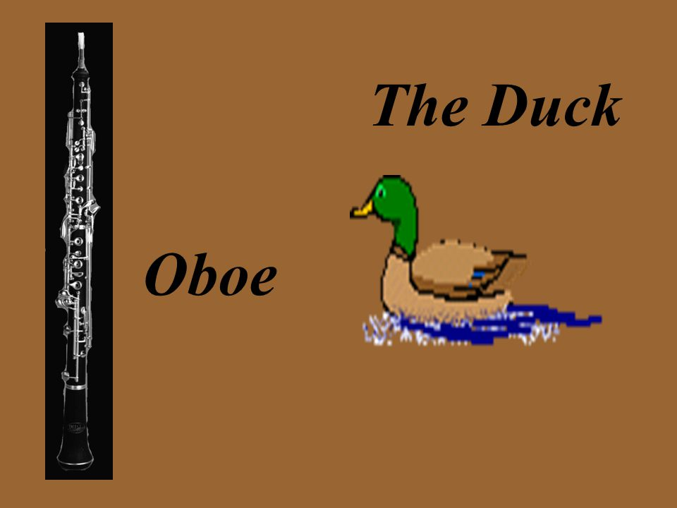 The Duck Oboe