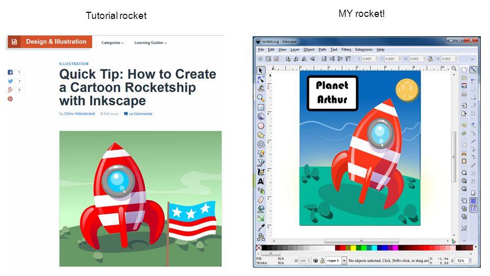 Tutorial rocket MY rocket!