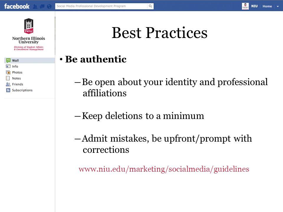 Organization Pages facebook.com/facdev