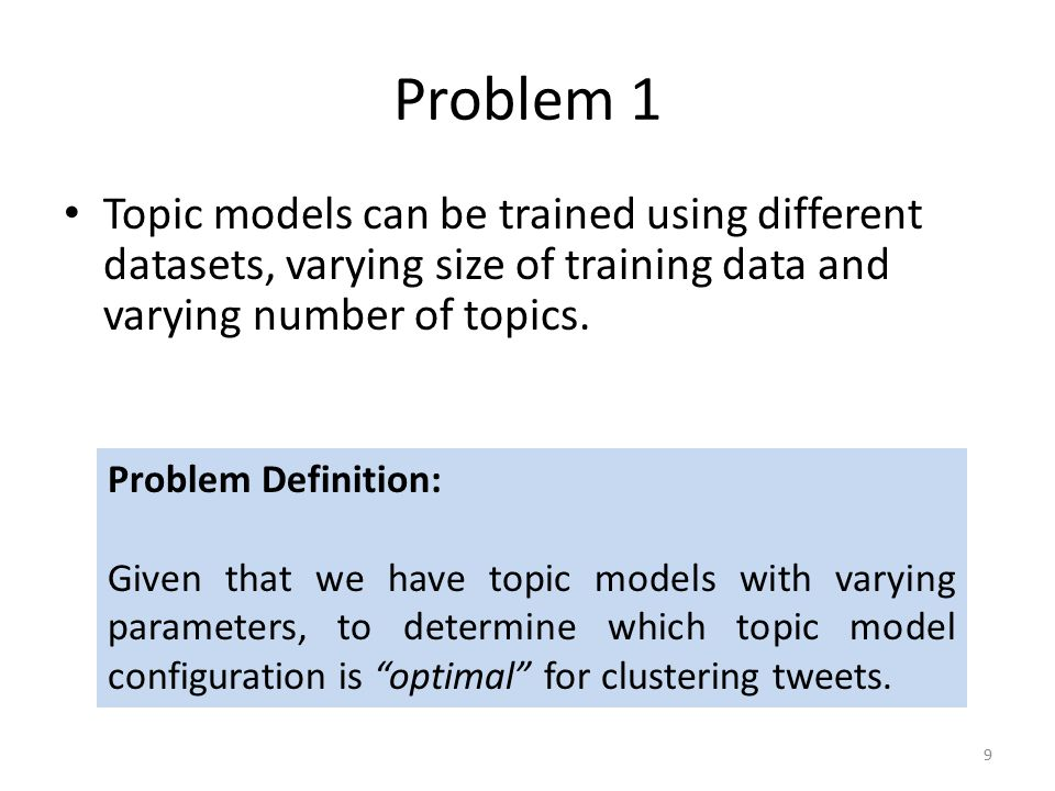 Sample 3-D plot 20 Clustering with k = 8 on disaster events dataset using topic model trained on TAC KBP news wire corpus with # topics=200