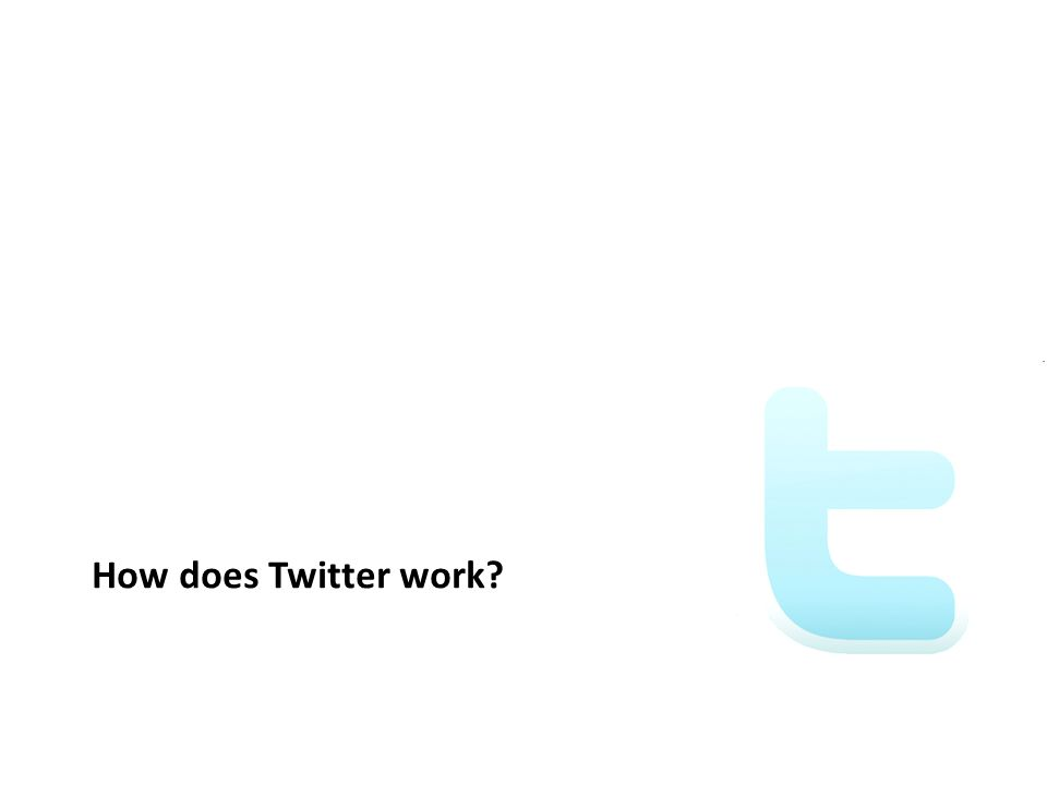 How does Twitter work 8