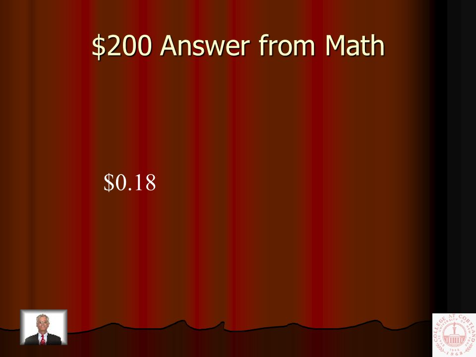 $200 Question from Math A dime, a nickel and three pennies