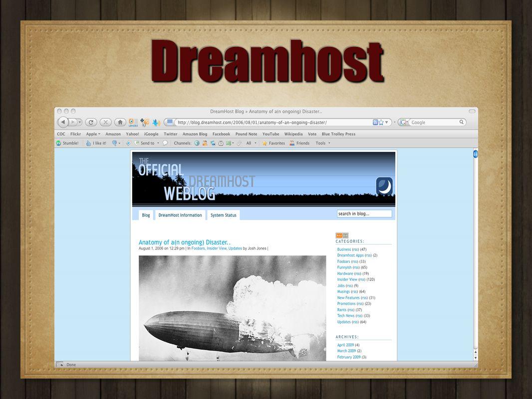 DreamhostDreamhost