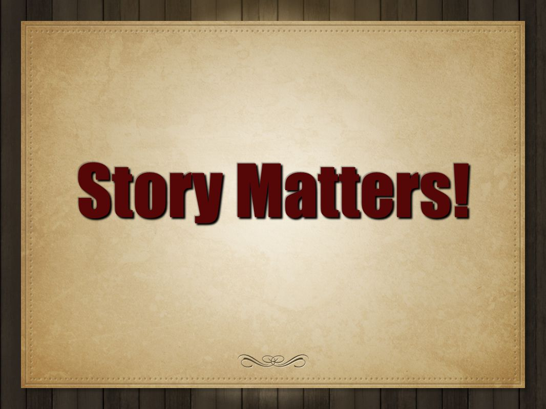 Telling Stories ✤ Social Media works when we make it easy for us to tell our stories and allows our friends/followers/donors to tell their stories.