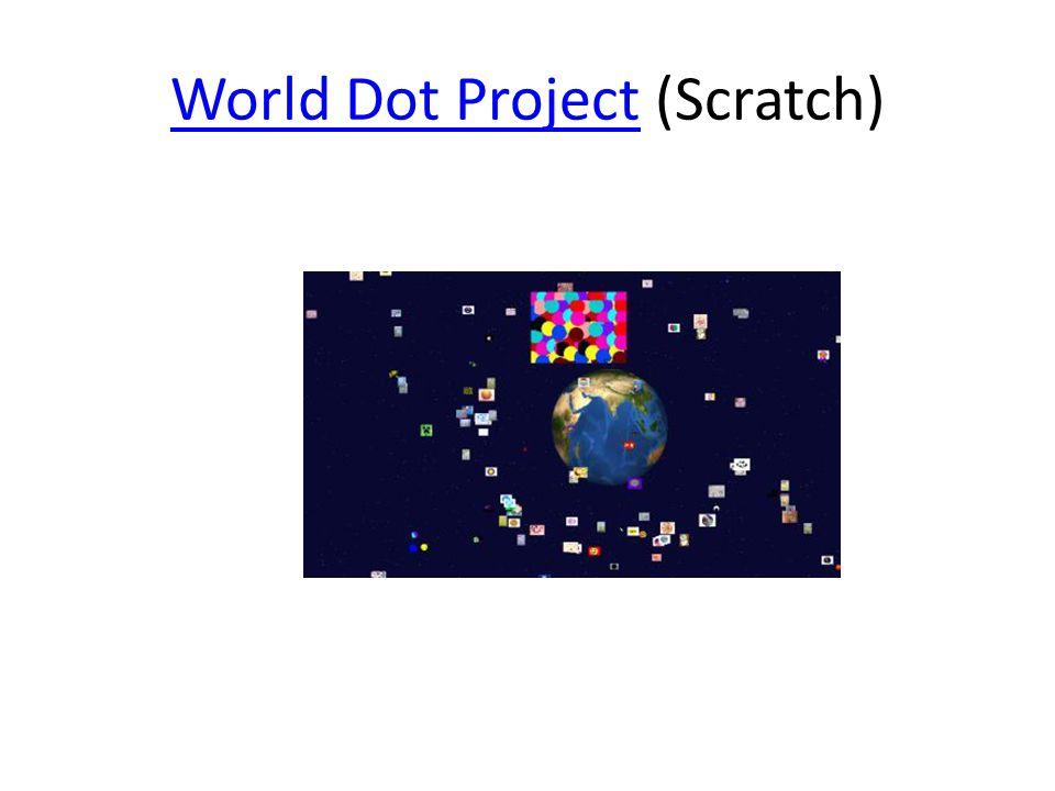 World Dot ProjectWorld Dot Project (Scratch)