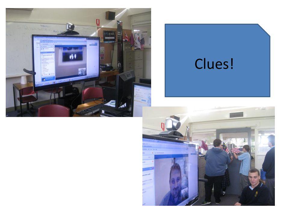 Clues!