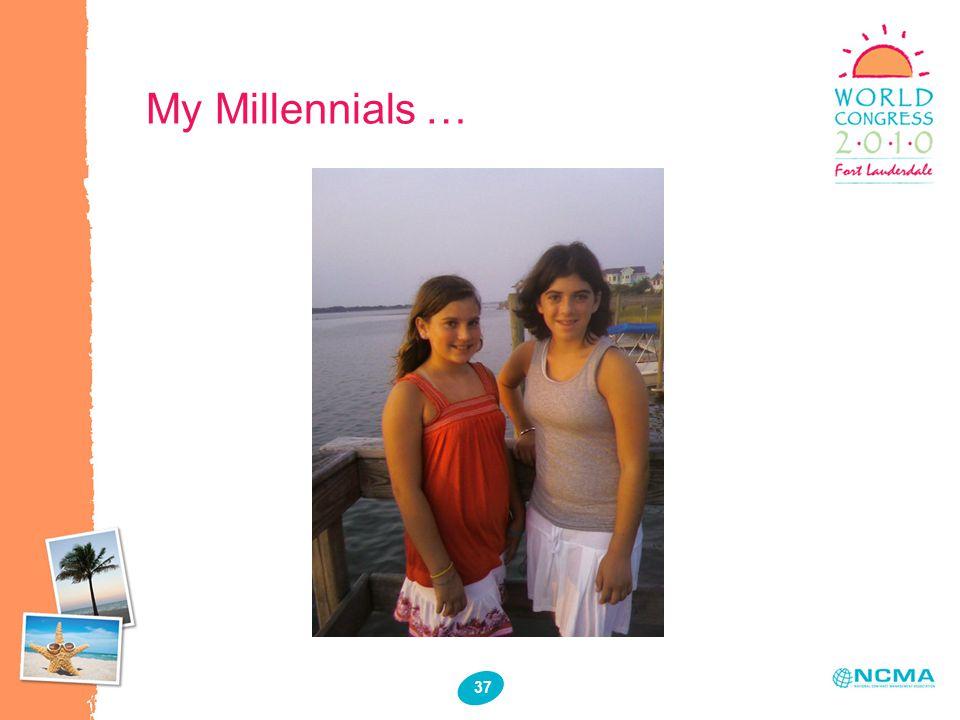 37 My Millennials …
