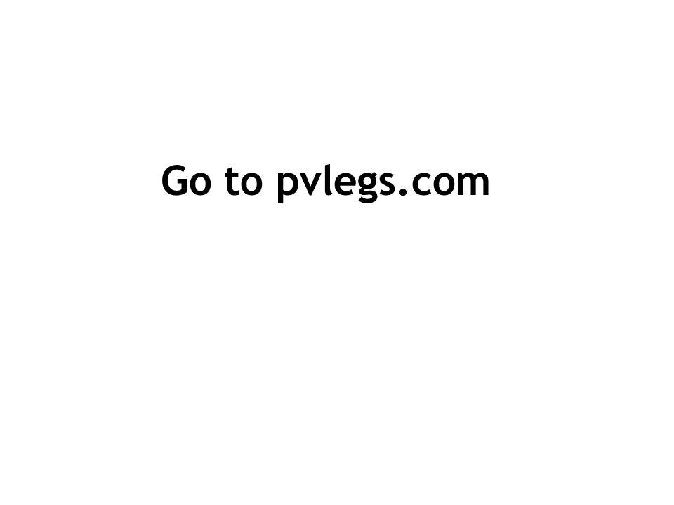 Go to pvlegs.com