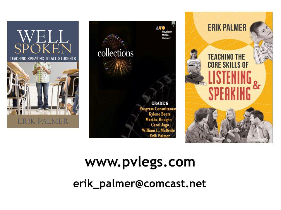 erik_palmer@comcast.net www.pvlegs.com