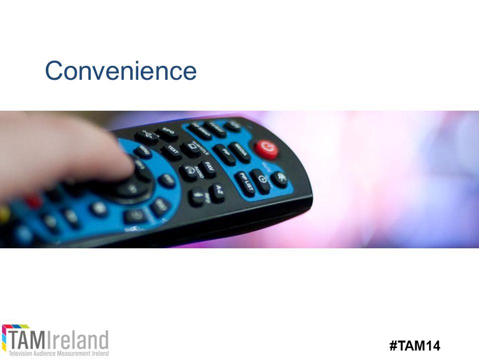 Convenience #TAM14