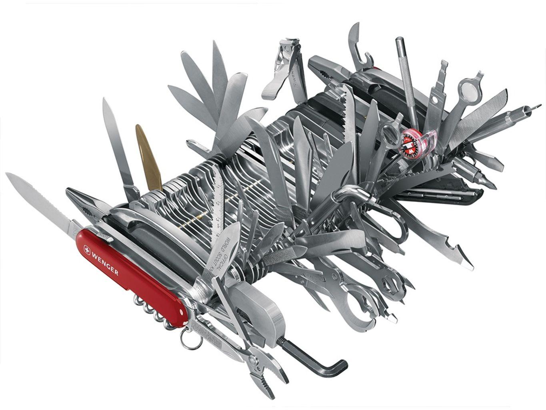 Swiss Army Knife Photo
