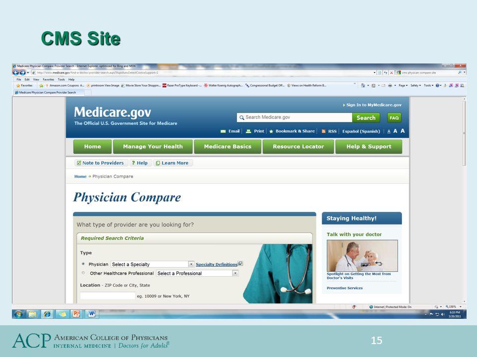 CMS Site 15