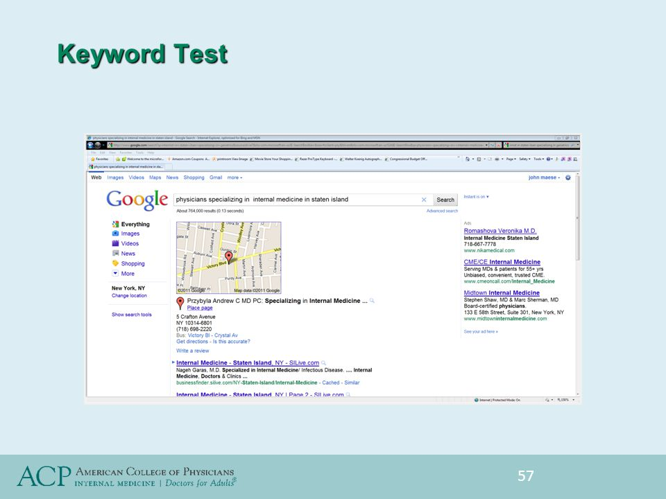 Keyword Test 57