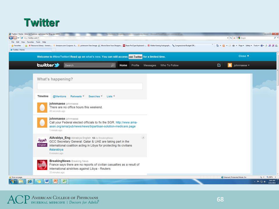 Twitter 68