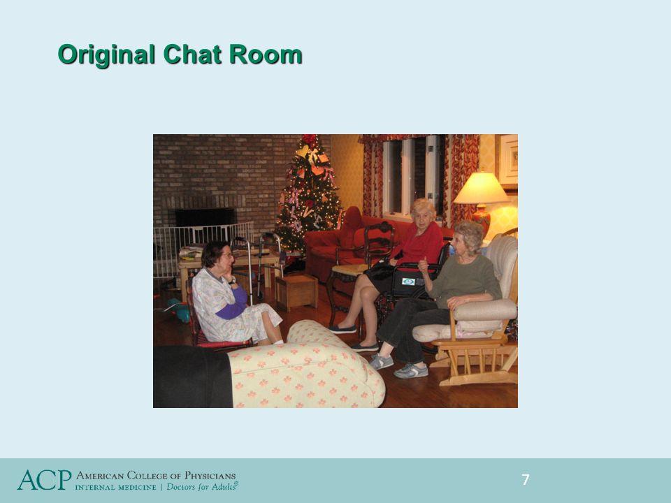 Original Chat Room 7