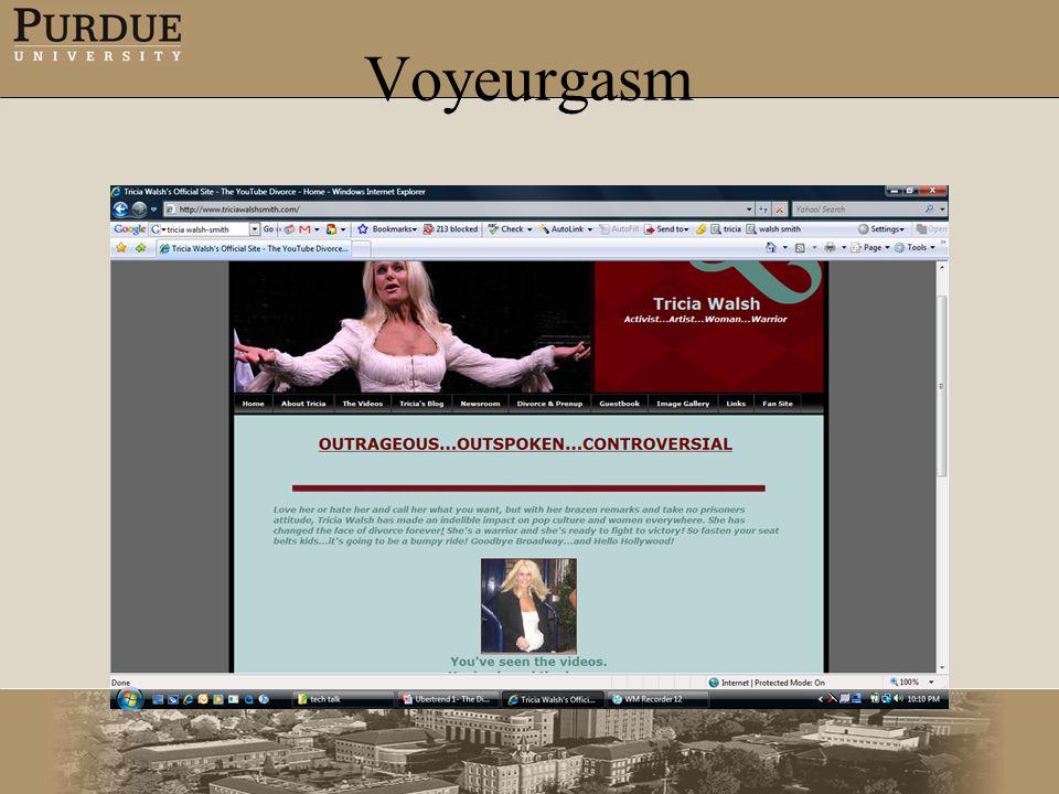 Voyeurgasm