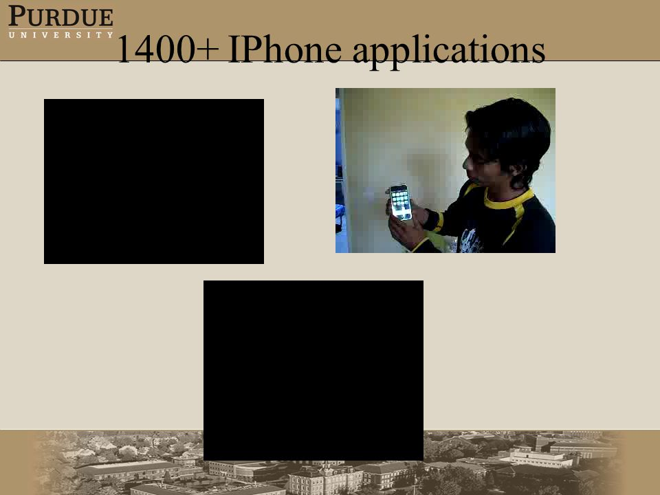 1400+ IPhone applications
