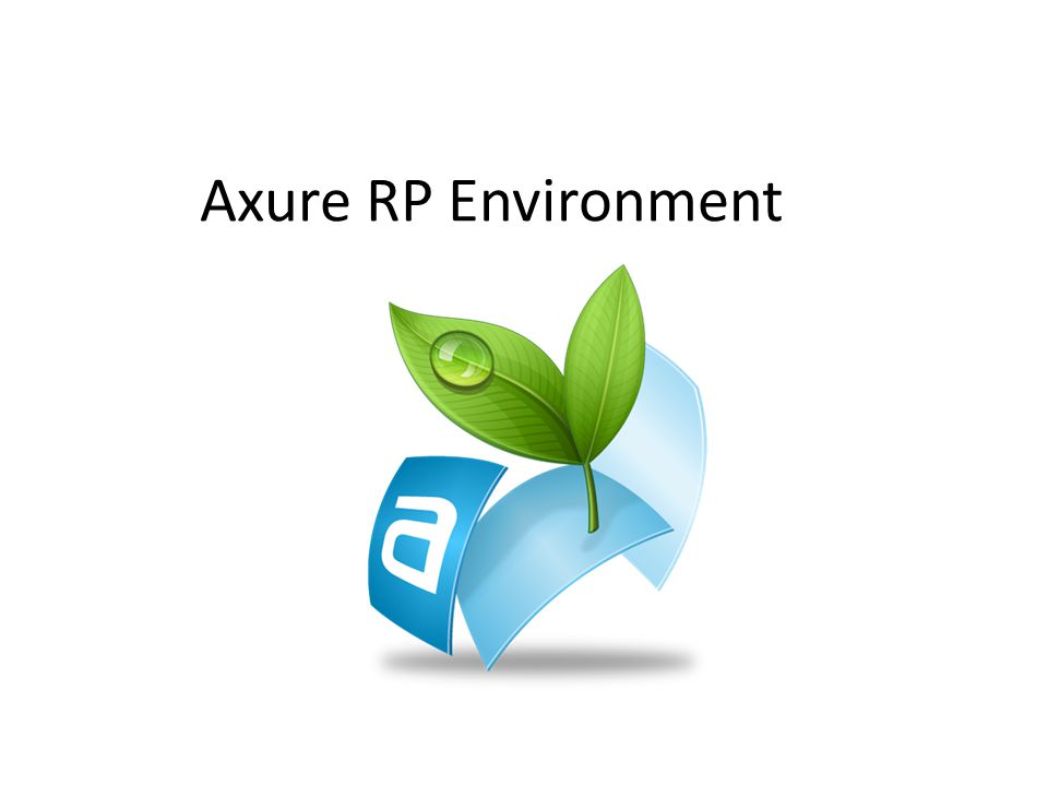 What is Axure RP.