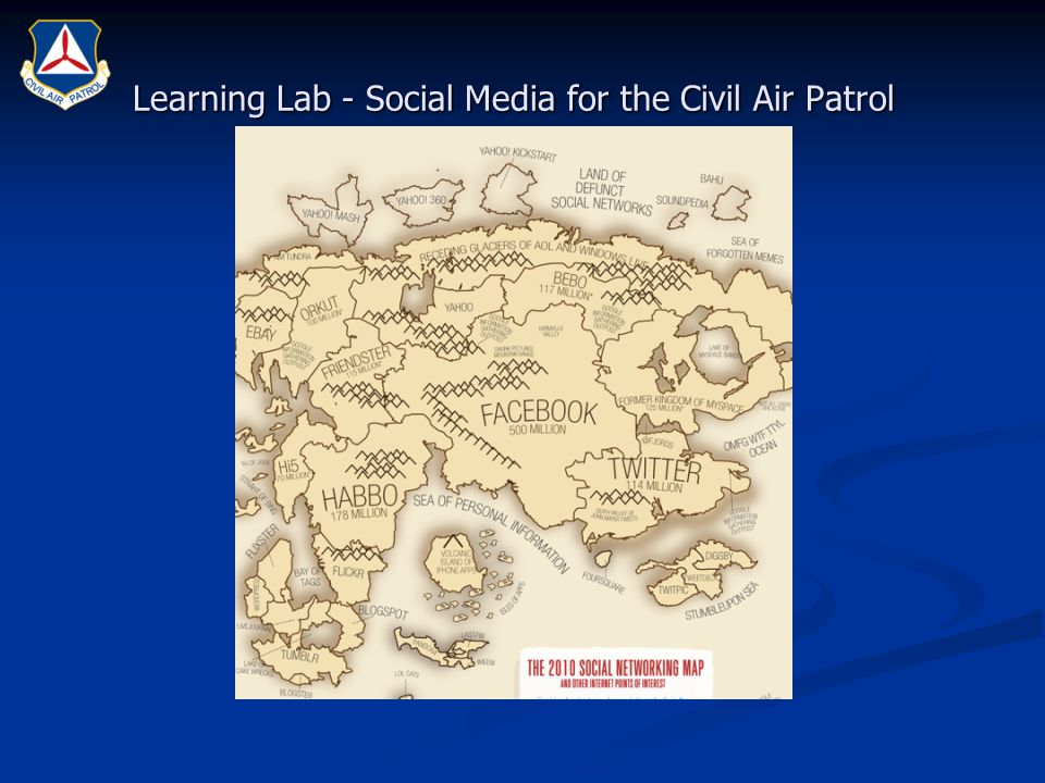 Learning Lab - Social Media for the Civil Air Patrol
