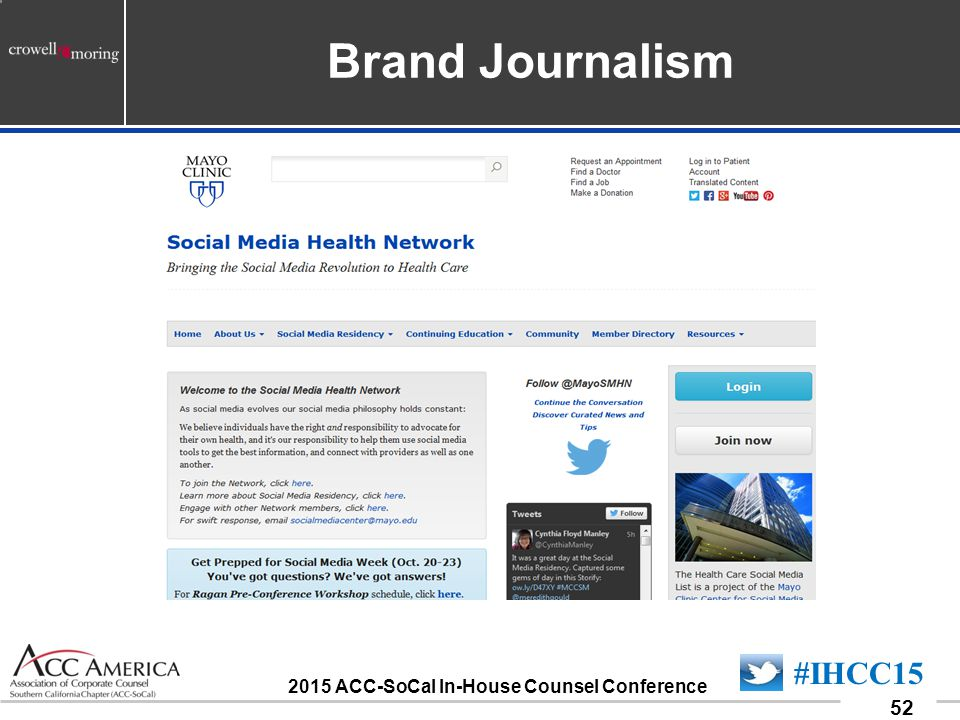 090701_52 52 #IHCC15 2015 ACC-SoCal In-House Counsel Conference Brand Journalism