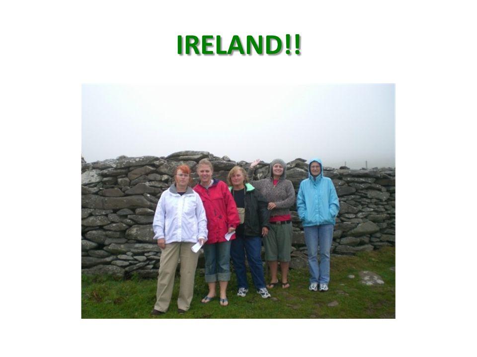 IRELAND!!