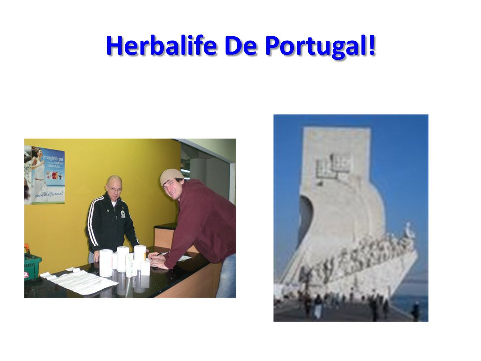Herbalife De Portugal!