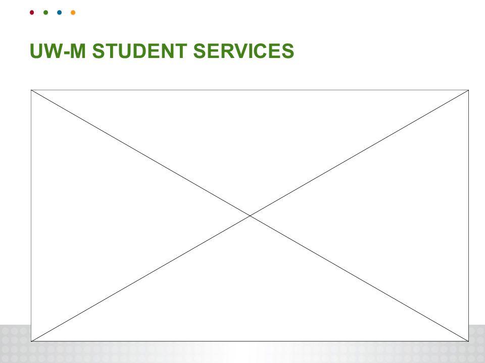 UW-M STUDENT SERVICES