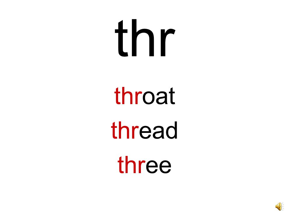 th thank that the