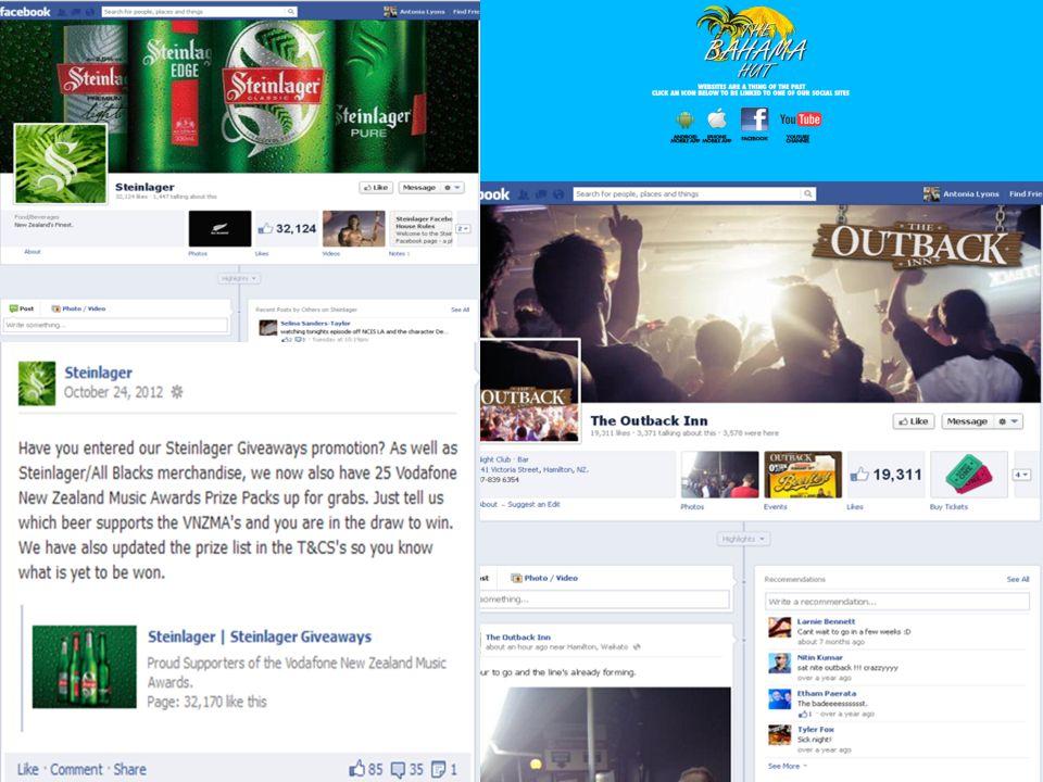 Smirnoff Nightlife Exchange project