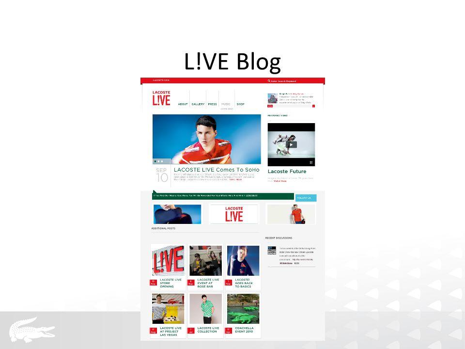 L!VE Blog