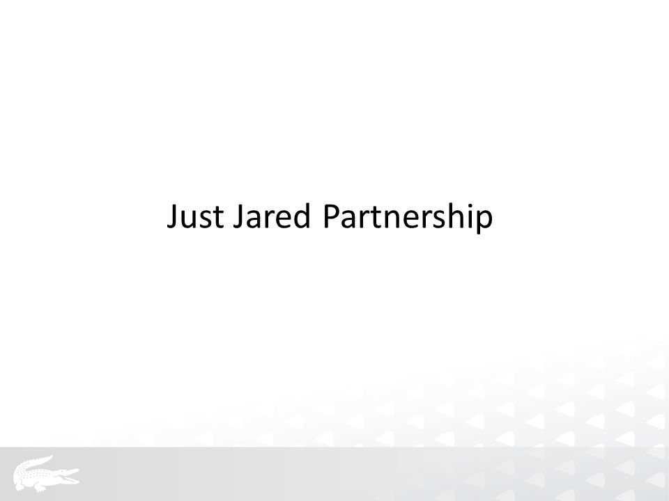 Just Jared Partnership