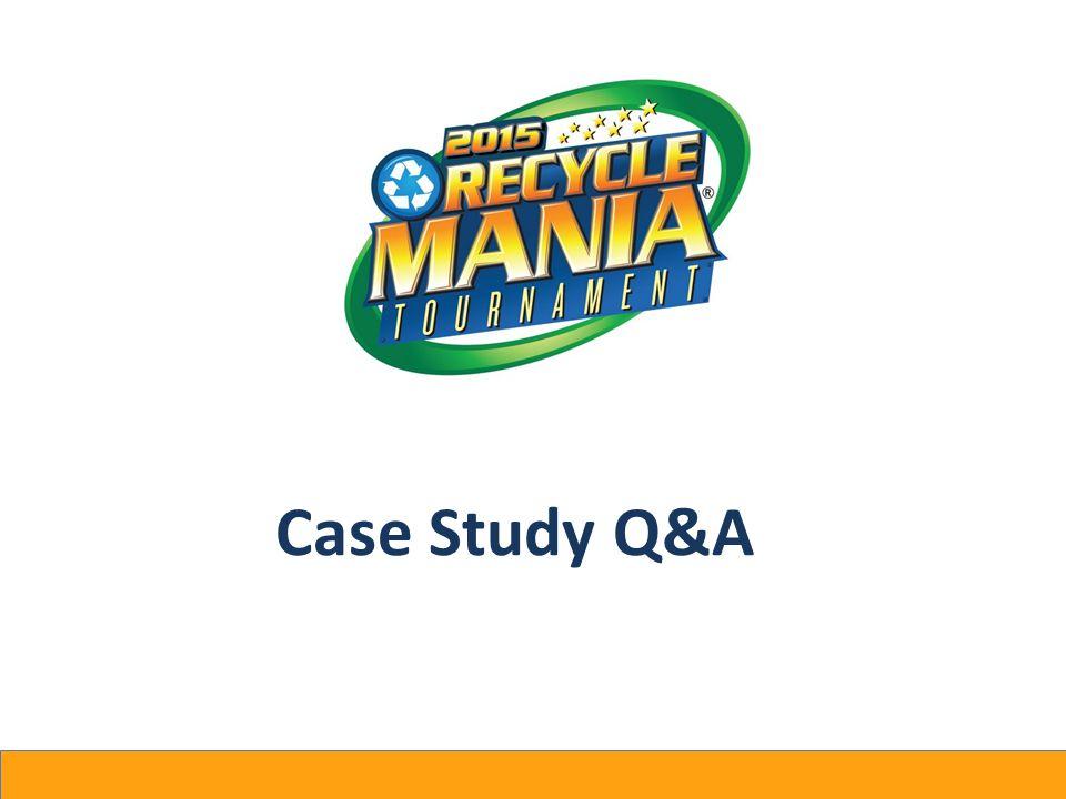 Case Study Q&A