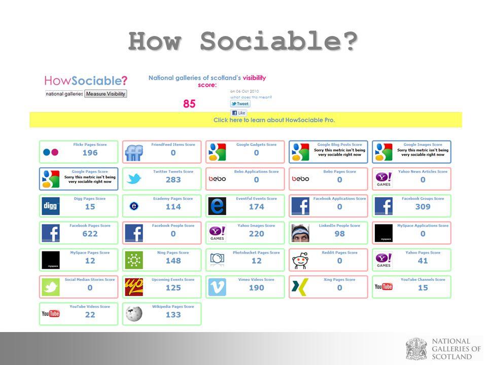 How Sociable?