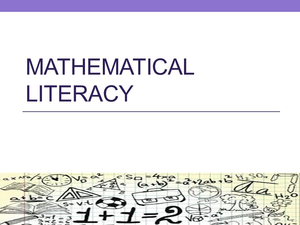 It's part of Mathematics it centers on proof, argumentation, and perspective, convincing people, making them understand it is central to mathematics…..as a result it's probably the only subject where elegance in the writing is essential to how we see the subject - Dr.