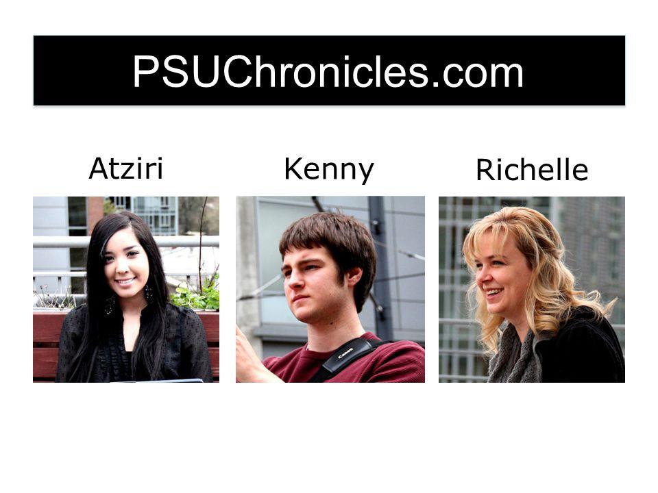 Atziri Kenny Richelle PSUChronicles.com
