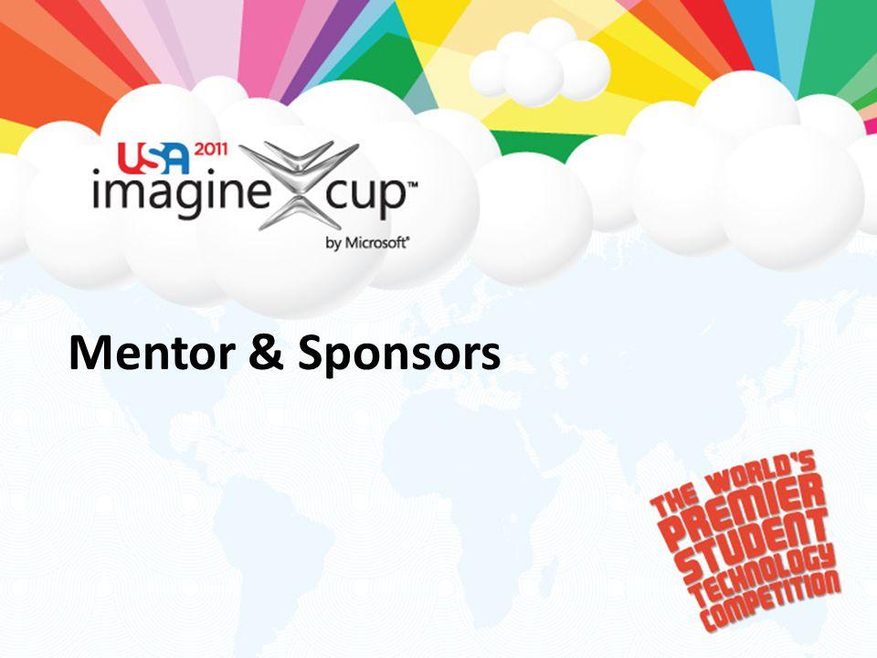 Mentor & Sponsors