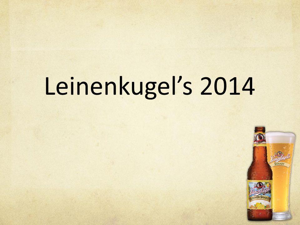 Leinenkugel's 2014