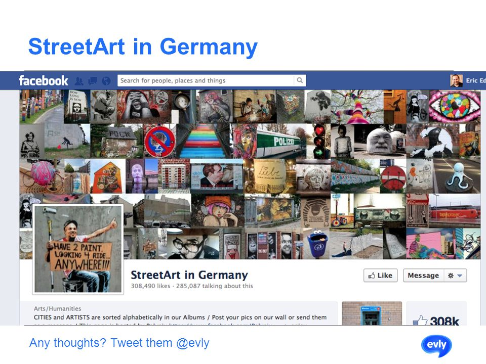 StreetArt in Germany Any thoughts Tweet them @evly
