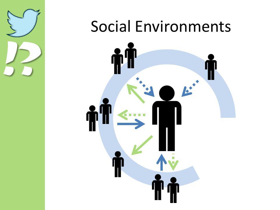 !? Social Environments