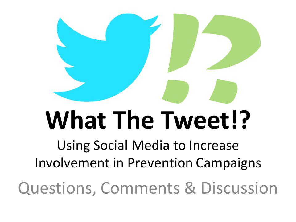 !.What The Tweet!.