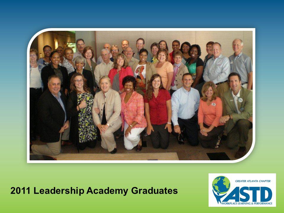2011 Leadership Academy Graduates