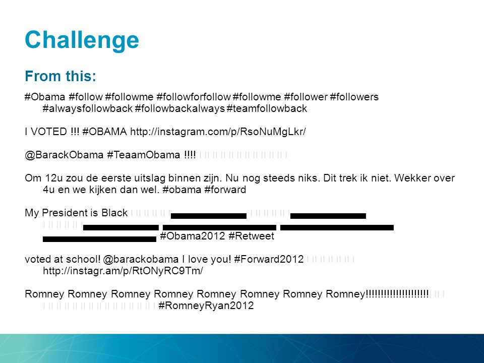 Challenge From this: #Obama #follow #followme #followforfollow #followme #follower #followers #alwaysfollowback #followbackalways #teamfollowback I VO