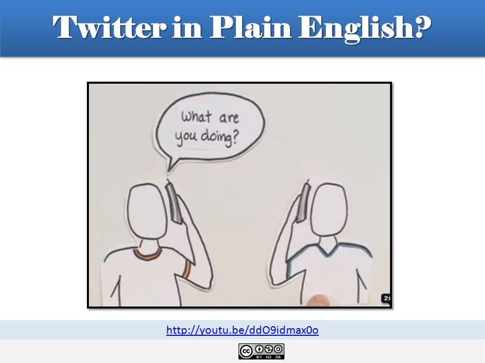 Twitter in Plain English? http://youtu.be/ddO9idmax0o
